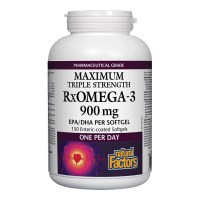RX Omega-3 Maximum Triple Strenght