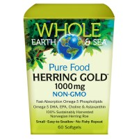 Herring Gold (Омега-3 от хайвер) 500 мг х 60 капсули